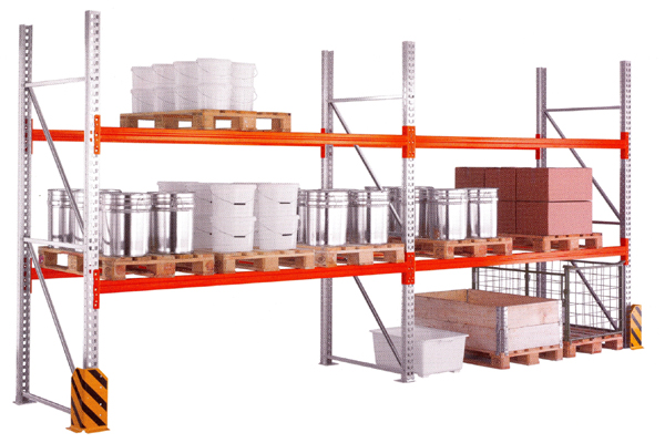 Meta Multipal S Palletstelling