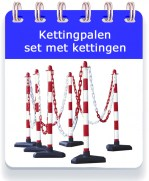 kettingpalen-set